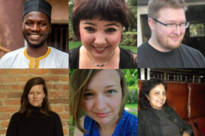 poetry is the cheapest means of healing: micro-interviews with 6 poets