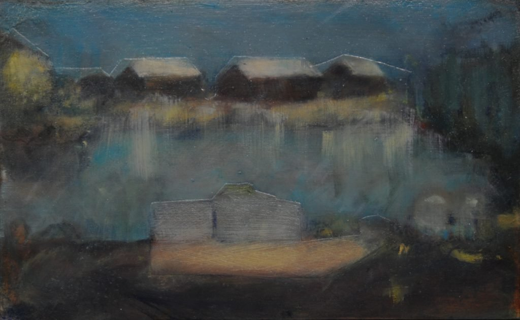 Change: Spring Thaw by Linda Craddock