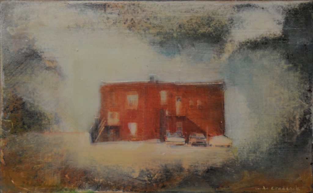 Memory: Back Alley Legion by Linda Craddock