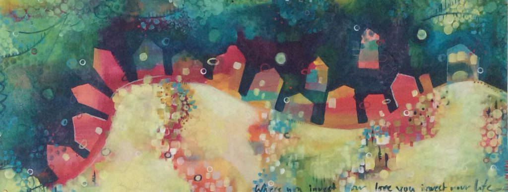 The Village, Mud Season Review art by Emily Mitchell
