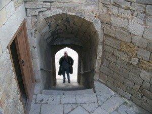 TK in Baku Old City (1)