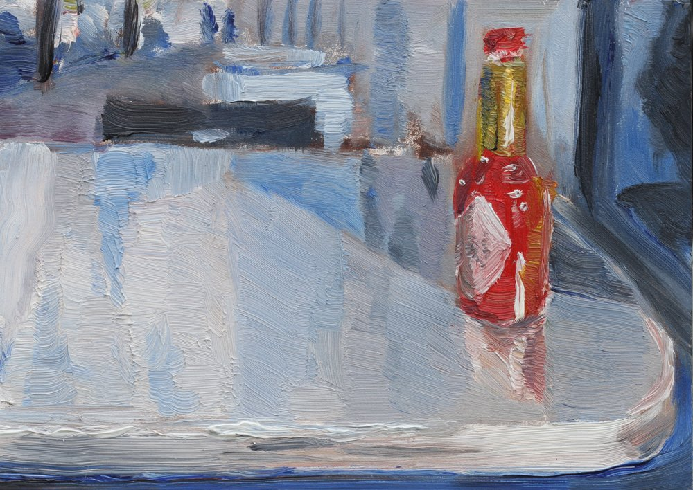 Tabasco by Robert Cadena
