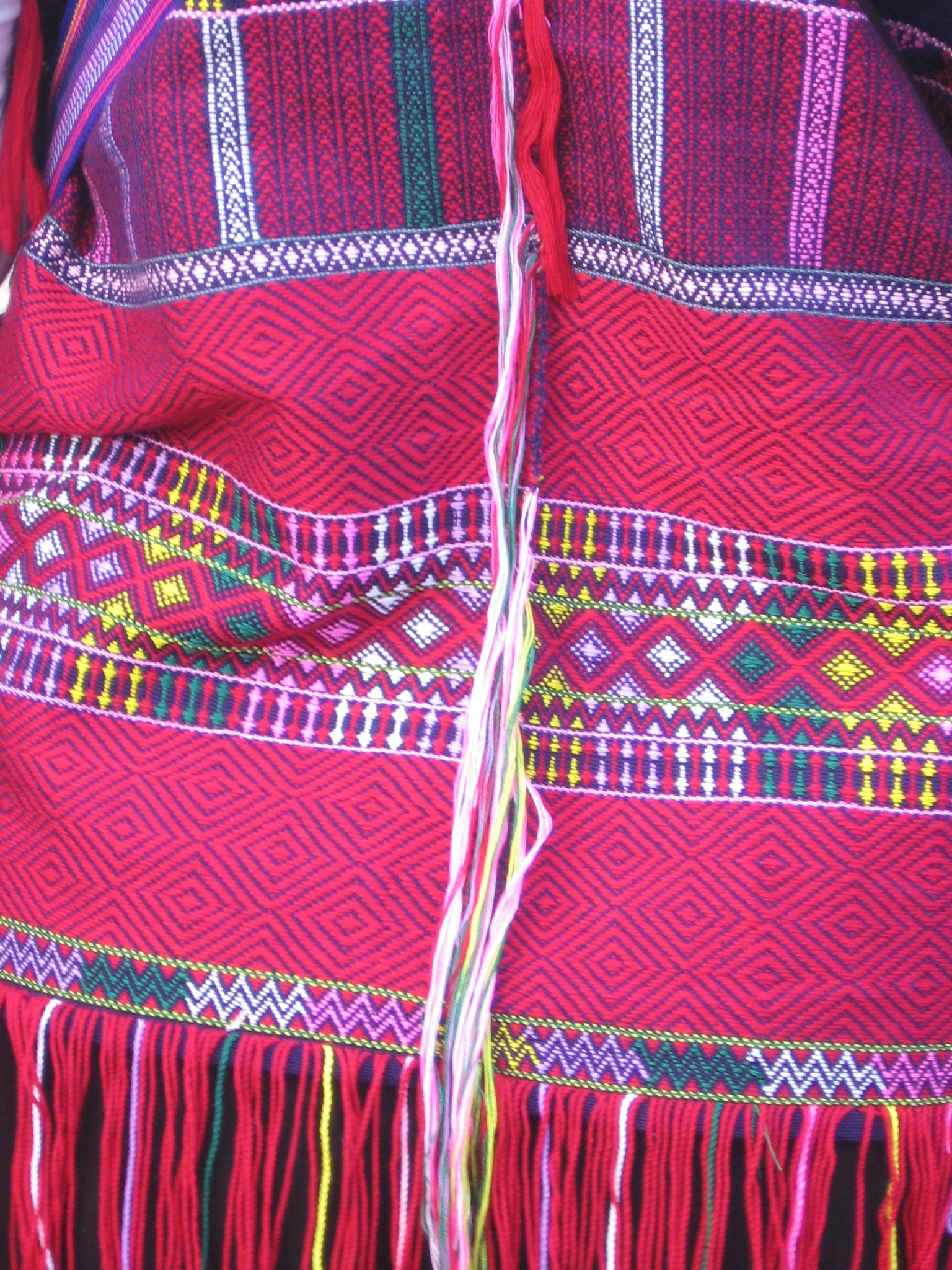 """Image from the """"Ethnic Karen Textiles"""" collection by Stewart Manley, Photograph, Mud Season Review"""