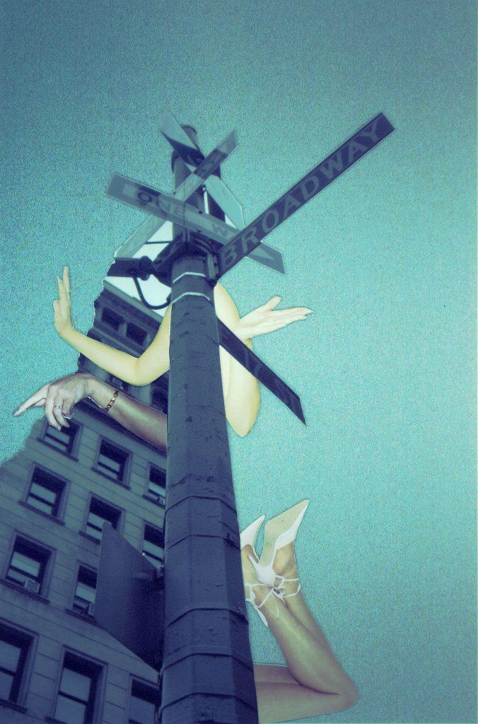 """Insomnia"" by Jenn Powers, mixed media/digital manipulation"