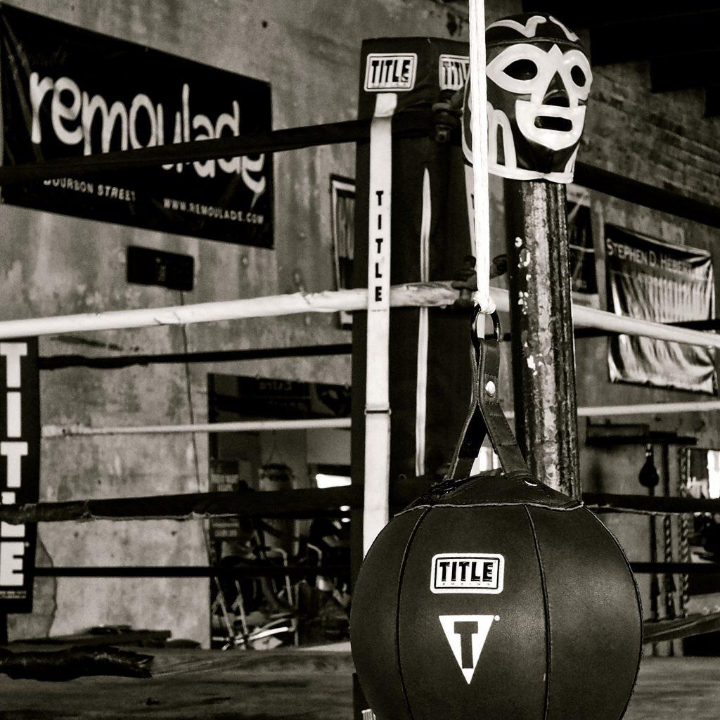 """Gym Ring,"" digital image, 8×8 in., 2017"